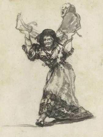 Francisco José de Goya y Lucientes, Unholy Union, Metropolitan Museum of Art, New York