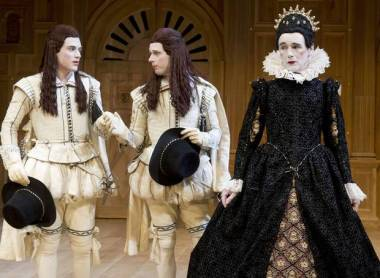 Twelfth Night: a recent experiment in historical casting practices