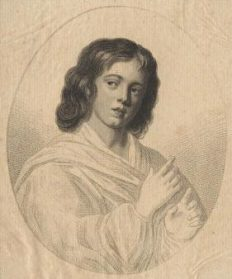 Ned Kynaston, the famous Caroline actor of female roles