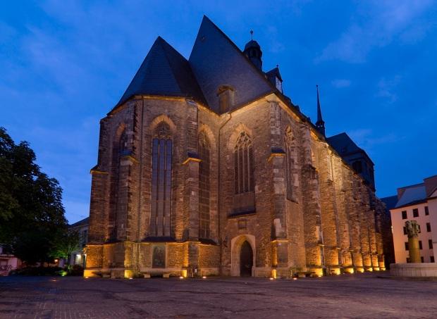 Konzerthalle Ulrichskirche, Halle