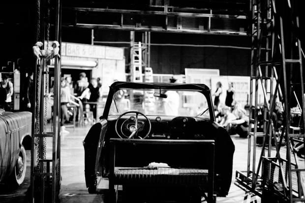 Bourne: The Car Man