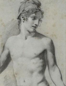 Pierre-Paul Prud'hon, Paris, Musée Baron Martin, France (detail)