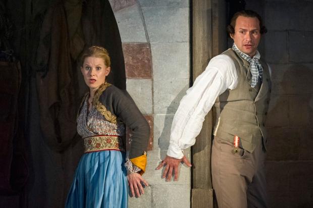 Mozart: Abduction from the Seraglio