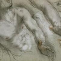 Federico Barocci, Study of a torso, Kupferstichkabinett, Berlin