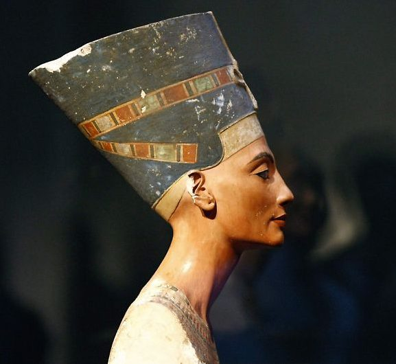 The inimitable Nefertiti, Neues Museum, Berlin
