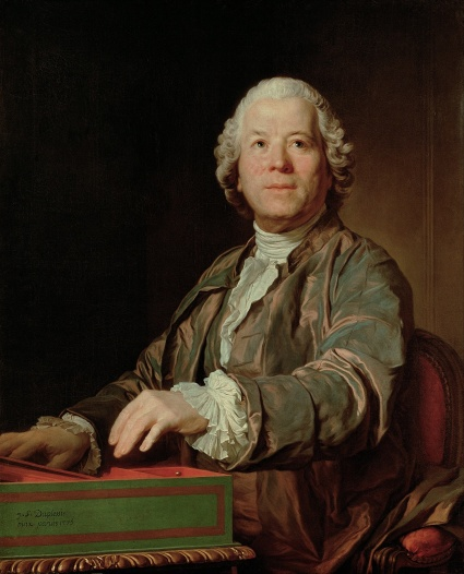 Duplessis, Portrait of Gluck