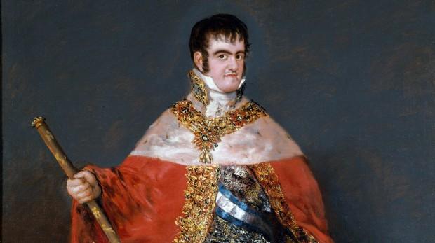 Goya: Ferdinand VII