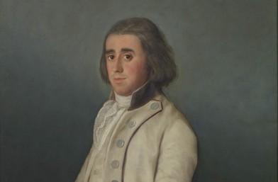 Francisco Goya, Don Valentin Bellvis de Moncada y Pizarro