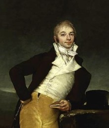 Francisco Goya, The Marquis of San Adrián