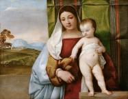 Titian, Gypsy Madonna