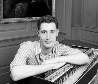 Aidan Phillips © David Brunetti, Handel Museum