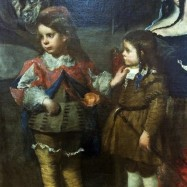 Del Mazo, The Painter's Family (details)