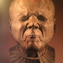 Messerschmidt, Character Head