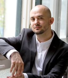 Fagioli in a recent photo posted on Facebook