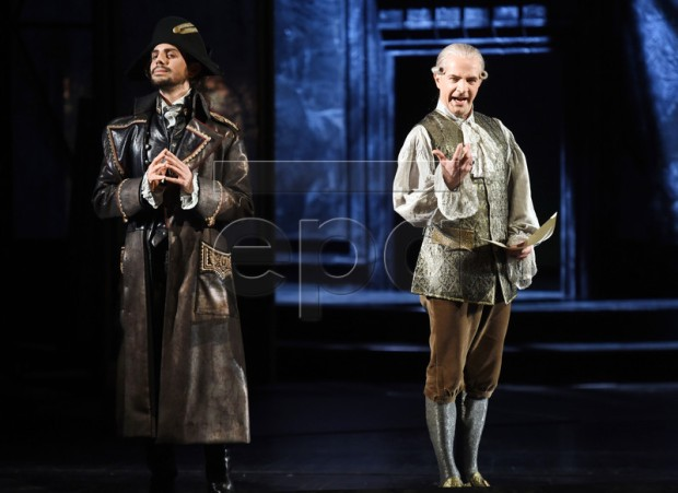 Handel opera Arminio premieres in Karlsruhe