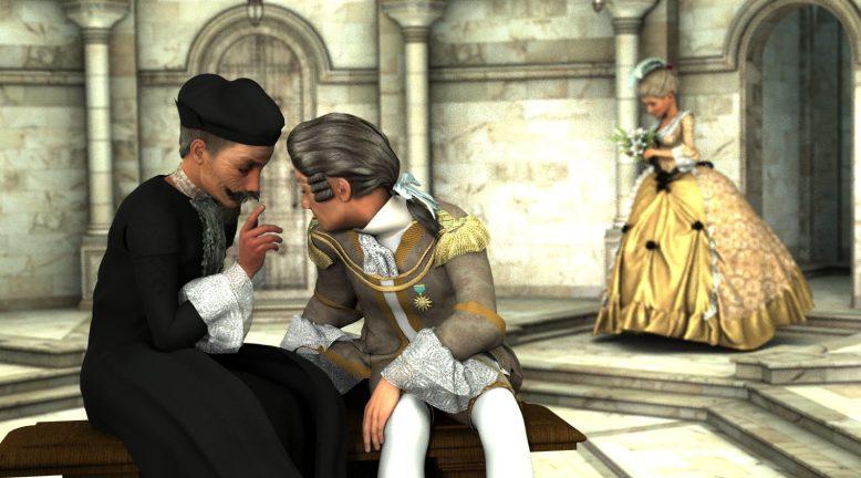 Act 2: Artabano and Megabise