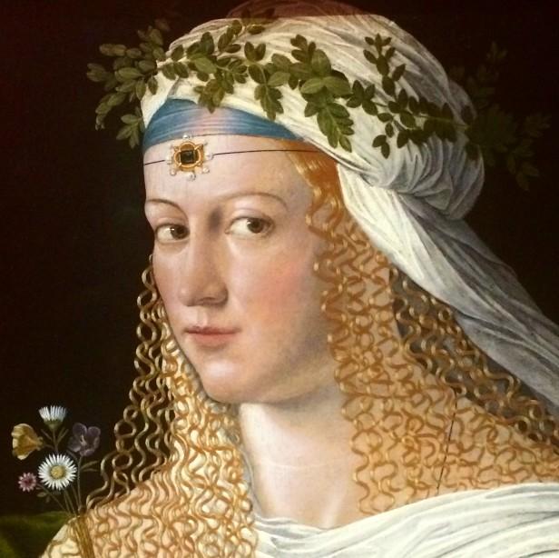 Bartolomeo Veneto, Flora