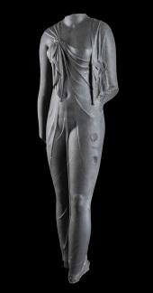 Arsinoe II depicted as Aphrodite, c. 250 BC, Antiquities Museum, Alexandria