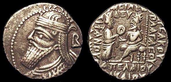Vologases IV of Parthia