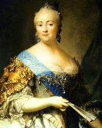 Vigilius Eriksen, Portrait of Elizabeth Petrovna, Tsarina of Russia, 1757, Catherine Palace, Tsarskoye Selo