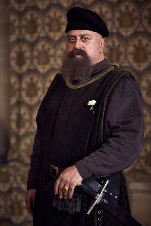 The Earl of Warwick (Stanley Townsend)