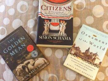 My literary spoils from Book Corner