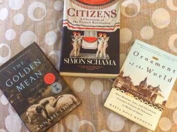 My literary spoils from Book Corner