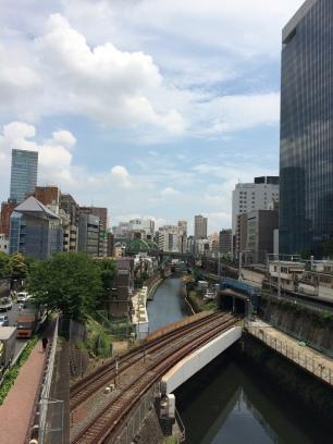Tokyo skyscape