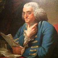 David Martin, Portrait of Benjamin Franklin, 1767, Pennsylvania Academy of the Fine Arts
