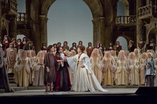 La Clemenza di Tito: The final chorus