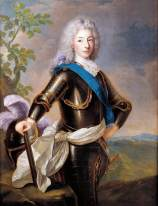 Pierre Gobert, Portrait of the Prince de Conti, Private Collection (sold at Dorotheum, Vienna, 9 April 2014, lot 516)