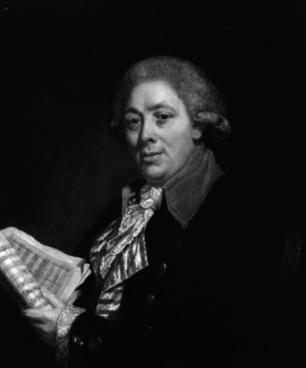 Thomas Beach, Portrait of Giusto Ferdinando Tenducci, c. 1783, Garrick Club, London