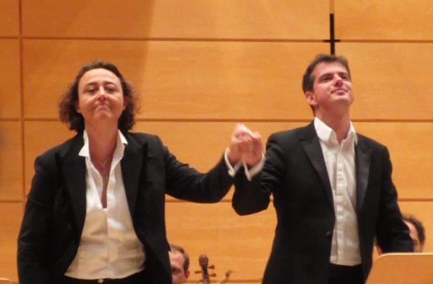 Nathalie Stutzmann and Philippe Jaroussky