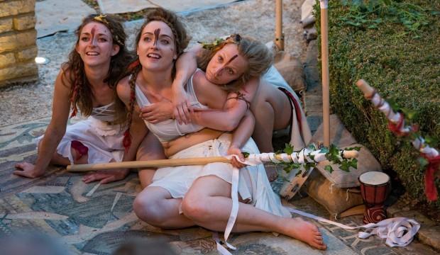 Bacchae: Euripides