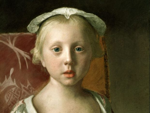 Liotard: Princess Louisa Anne