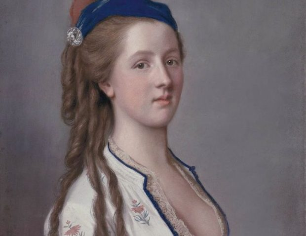 Liotard: Lady Anne Somerset