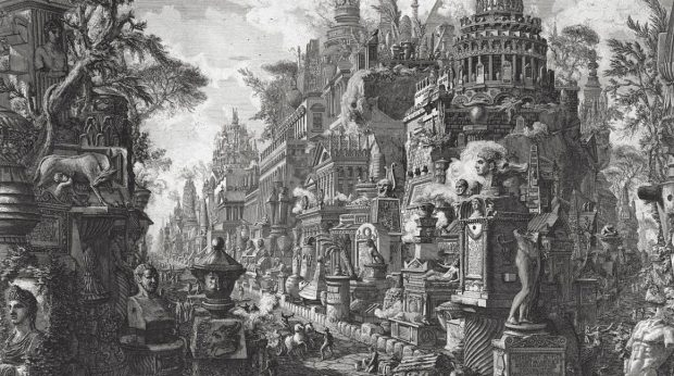 Piranesi: The Via Appia
