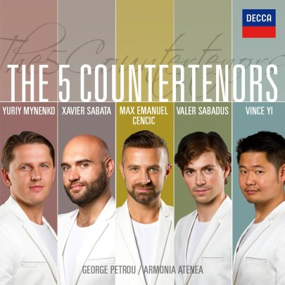 The 5 Countertenors