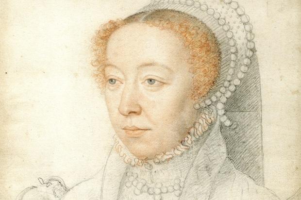 Clouet: Catherine de' Medici