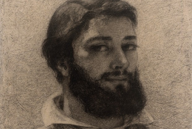 Courbet: Self Portrait