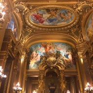 The Grand Foyer, Palais Garnier (the Opera), Paris