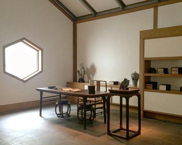 Ming Scholar's Study, Suzhou Museum
