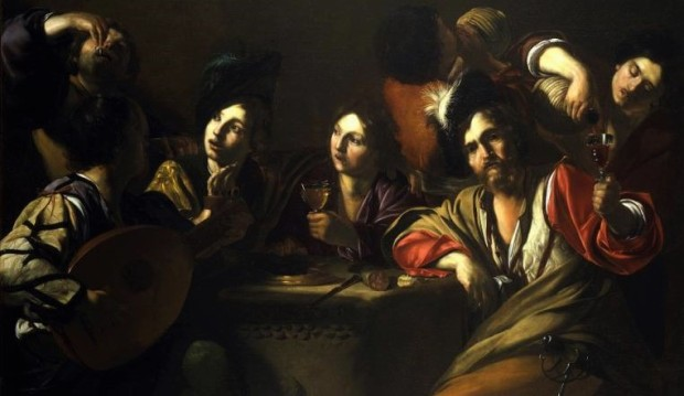 Manfredi: A Drinking and Musical Party