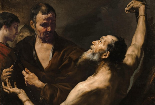 Ribera: The Martyrdom of St Bartholomew
