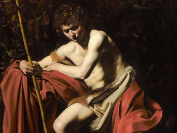 Caravaggio: St John the Baptist