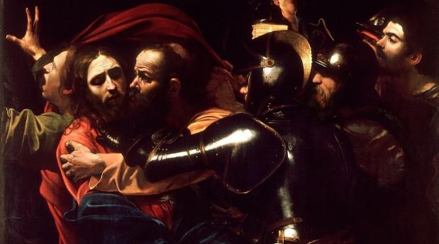 Caravaggio: The Taking of Christ
