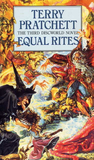 Equal Rites Terry Pratchett The Idle Woman