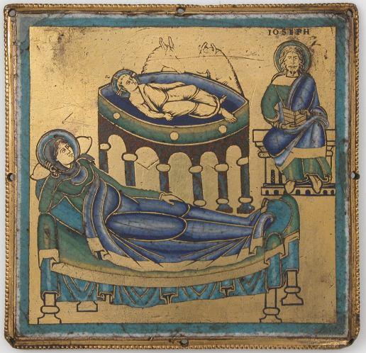 Netherlandish School: The Nativity