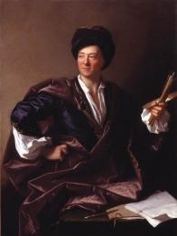 Jean Ranc, Portrait of François Verdier, 1703, Versailles
