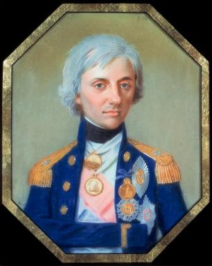 Johann Heinrich Schmidt, Admiral Nelson, 1800, National Maritime Museum